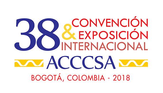 Logo Bogotá Convencion 2018